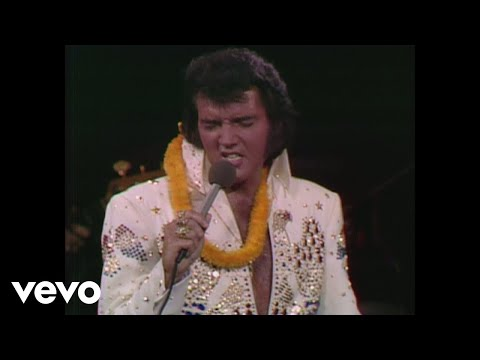 Elvis Presley - Love Me (Aloha From Hawaii, Live in Honolulu, 1973)