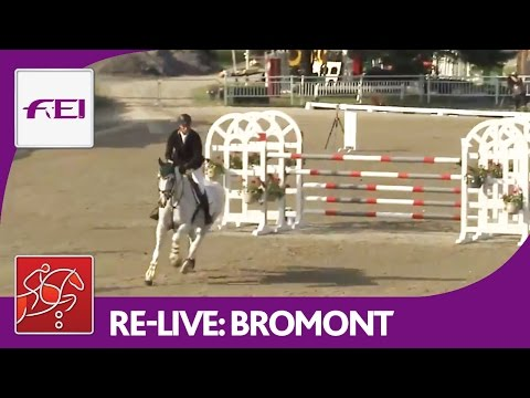 Re-Live | Longines FEI World Cup™ Jumping 2016/17 NAL | Bromont | FEI Open Welcome