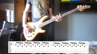Royal Blood - Figure it Out Bass cover with tabs