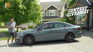 2019 Volkswagen Jetta GLI Review + CONTEST GIVEAWAY