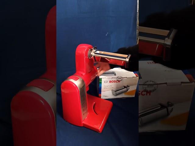 Bosch MUM4 robotgép tésztakészítővel