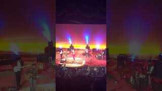 Addison Agen and James and the Drifters perform Falling Slowly