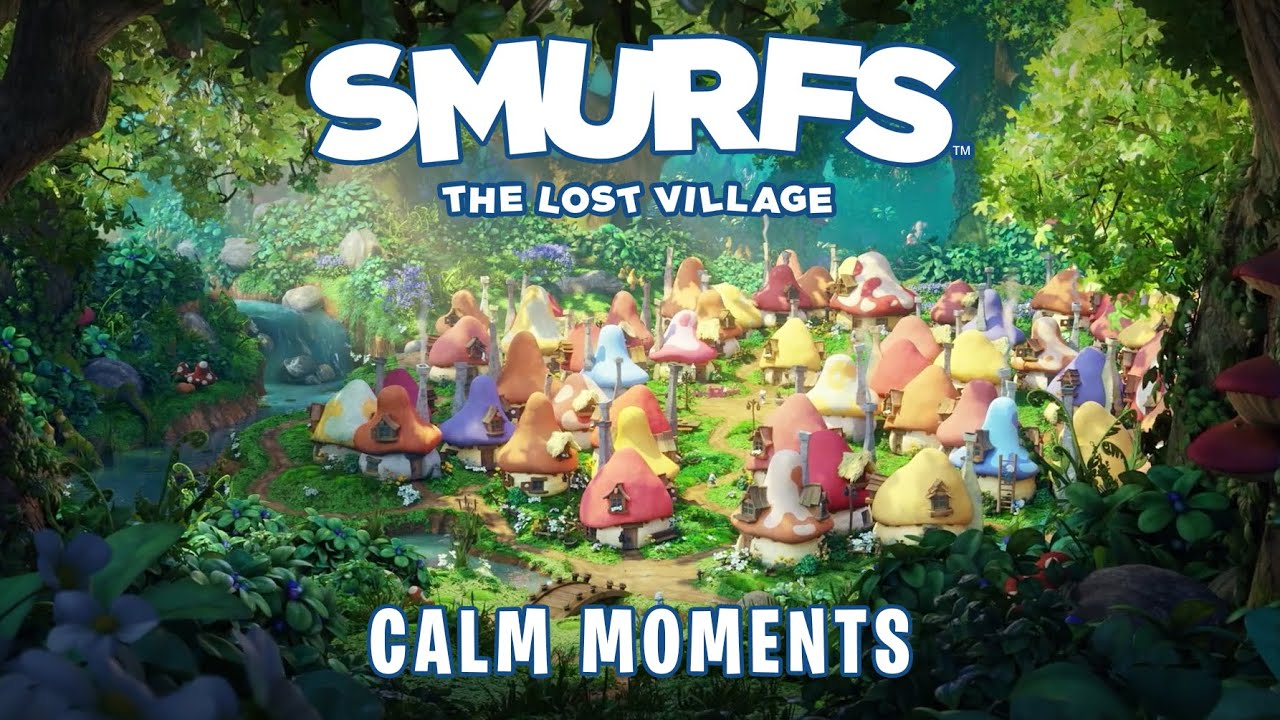 Smurfs: The Lost Village   Calm Moments   Sony Animation