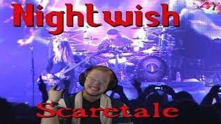 Nightwish - Scaretale (live) reaction