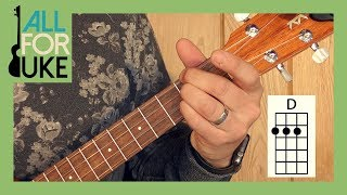 the prettiest ukulele song in the world (new tutorial)