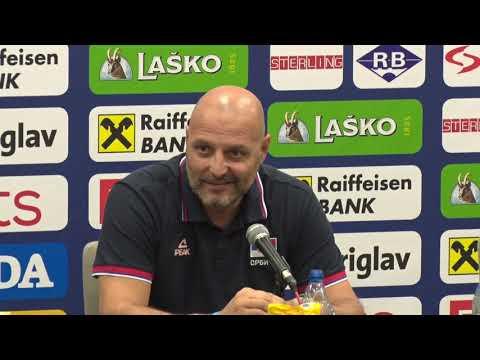 Sasa Djordjevic -Teodosic i Milosavljevic ne idu na svetsko prvenstvo - Tv Ras
