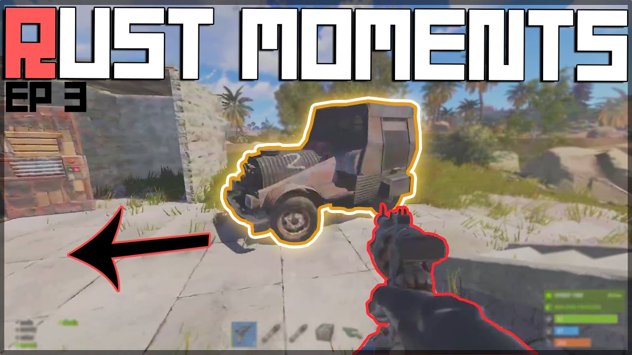 BEST RUST TWITCH HIGHLIGHTS & FUNNY MOMENTS! #3