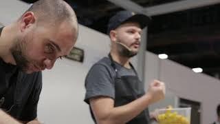 Miss Dado & Vasyl Andrusyshyn @Gourmet Food Festival 2019 Torino