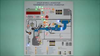 Топливная система. Инжектор