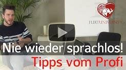 FLIRT TIPP: Was sagen? Perfekte Anleitung: 3 einfache Tipps!