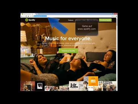 kostenlos Musik von Spotify downloaden (zu iTunes)