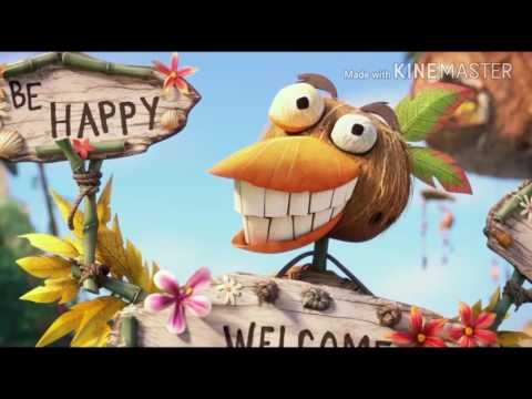 Original DVD Opening: Angry Birds Craptastic: Meet the Mighty Eagle (UK Retail DVD)