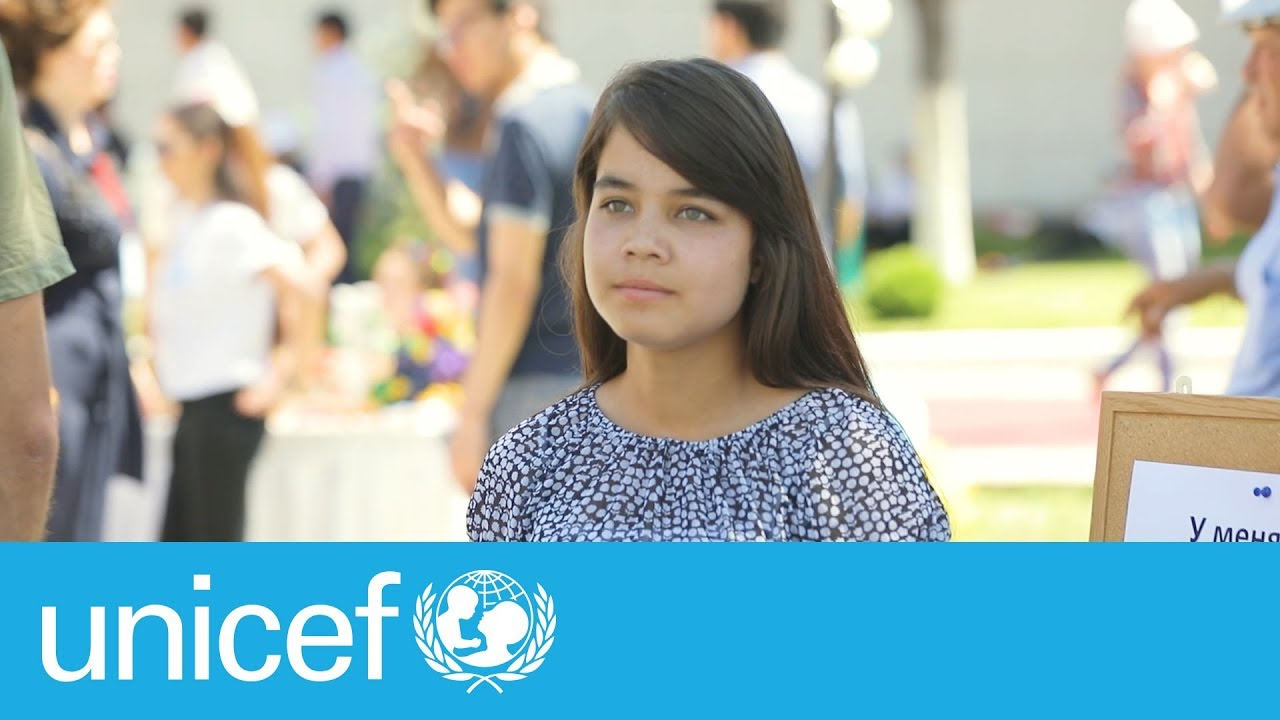 Out of darkness and into light: My story - UNICEF Connect