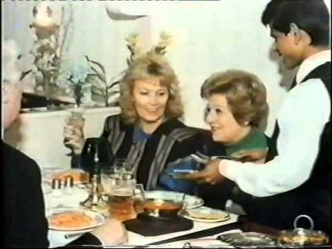 British Cinema Curry House Advert 1970's