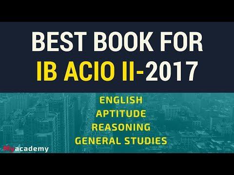 Best Book For IB   Intelligence Bureau best book