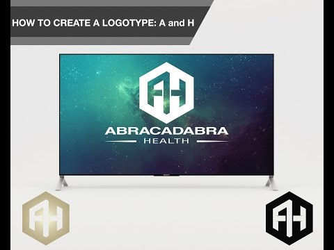 LOGO DESIGN TUTORIAL EPISODE 1 - ADOBE ILLUSTRATOR - 1080p HD