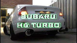 EZ30 Turbo Subaru Liberty (progress, meet and highway pulls)