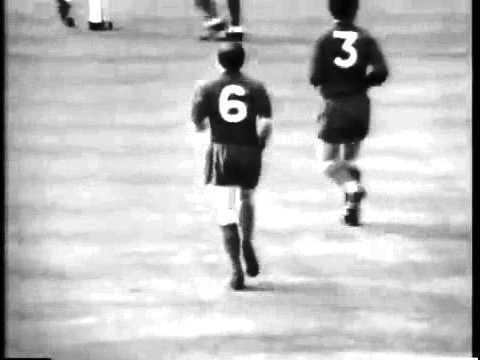 1967-1968 Champions League .. Manchester United - Benfica 4-1 aet (full match)