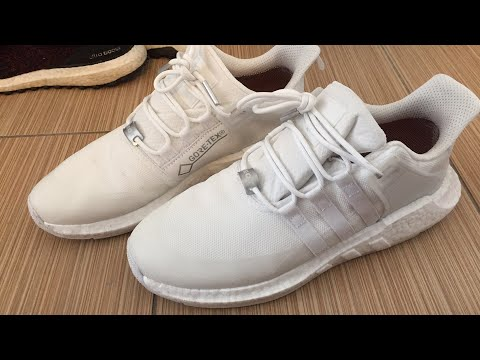 huge selection of 5333d ee40c Day 1: eqt 93/17 goretex all white