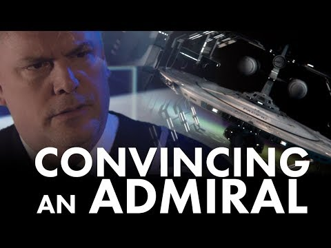 Convincing An Admiral: Pacific 201 TEASER CLIP (a Star Trek Fan Production)