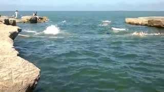 Дербентский островок