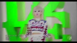 [PV] 2NE1 - GOTTA BE YOU (Japanese ver.)