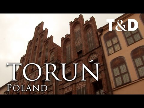Toruń Tourist Guide - Poland Best Cities - Travel & Discover