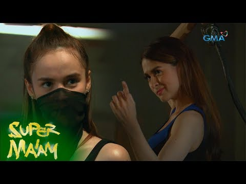 Download Youtube: Super Ma'am: Paghaharap nina Super Ma'am at Avenir