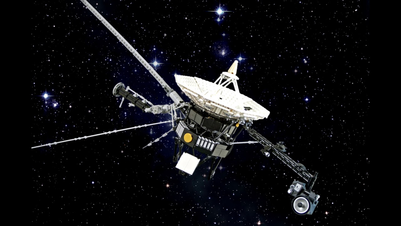 space probe voyager - 1024×682