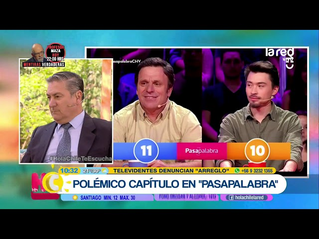 "Polémica en ""Pasapalabra"": ganador sería amigo de Julián"