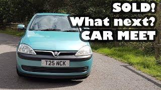 Project Corsa Flip is SOLD ! - Bluudys garage First car meet info