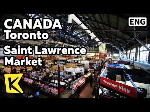 【K】Canada Travel-Toronto[캐나다 여행- 토론토]세인트 로렌스 마켓/Path/Saint Lawrence Market/Peameal Bacon/Sandwich