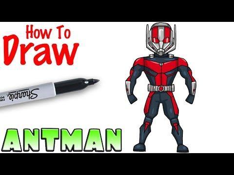 How to Draw Ant-ManKaynak: YouTube · Süre: 11 dakika7 saniye