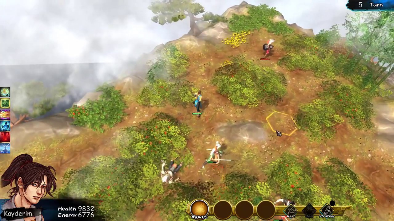 Let's Play - Tale of Wuxia (Grandmaster) Part 30 - [Leader of Wulin Route]  Leading The Attack