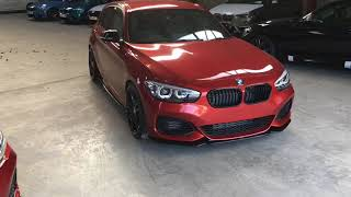 BMW M140 Motech Edition - available now.