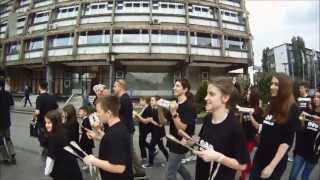 Festivalski defile - XII FESTIVAL BH. DRAME