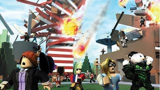 NATURAL DISASTERS on ROBLOX!