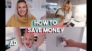 HOW WE SAVE MONEY | HOW TO SAVE MONEY ON YOUR ENERGY BILLS