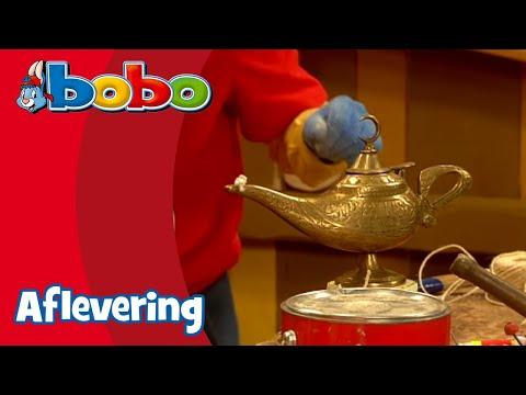 Bobo's wonderlamp • Bobo Aflevering