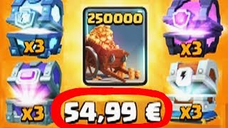 Kupujem EPICKÚ OFFERKU ZA 55€ | Clash Royale