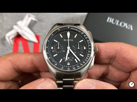 Lost In Space - Bulova Lunar Pilot 96B258