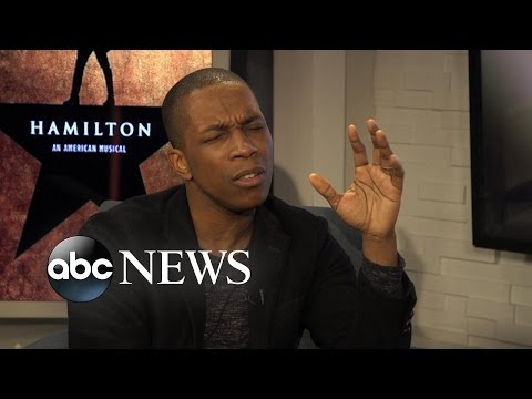Hamilton's Leslie Odom Jr. Sings Bob Dylan's 'Forever Young'