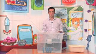 How To Make Your Own Submarine - From Fun Kids Inspiring Engineers