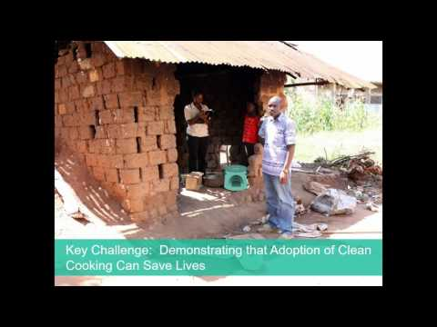 May webinar: A breath of fresh air: What's next for clean cookstoves?