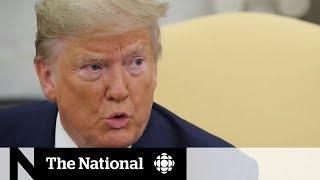 Whistleblower complaint about Trump sparks U.S. political battle