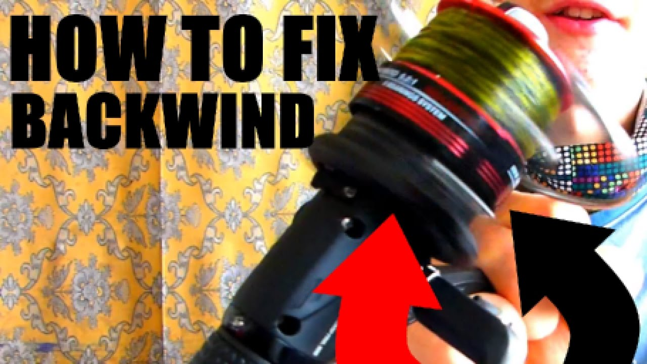 How to fix ANTI-REVERSE on a fixed spool reel || Fishing Fix [Muskie]