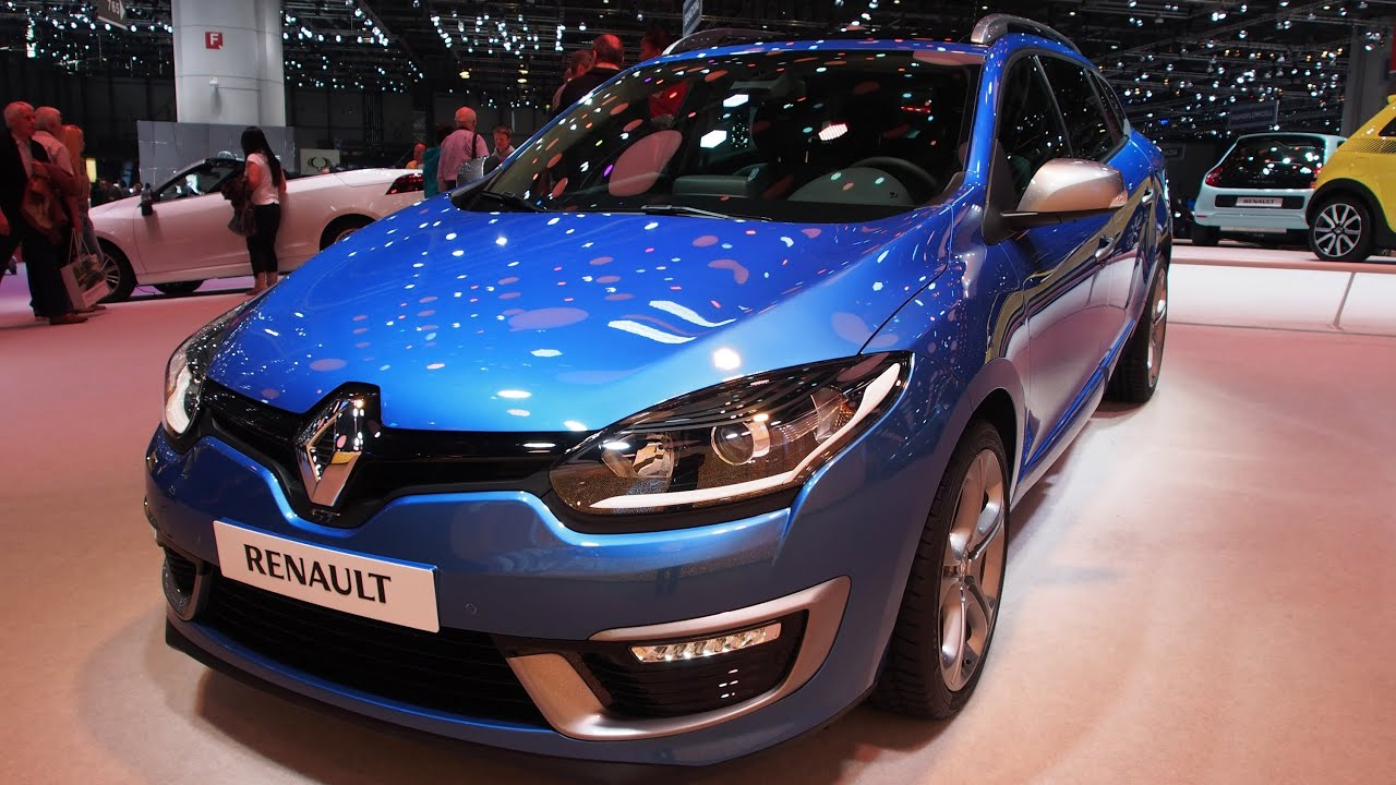 2017 Renault Megane Grandtour Gt Exterior And Interior Walkaround Geneva Motor Show You