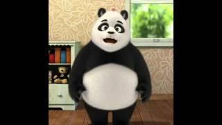 Cicak Cicak di Dinding versi Panda - Lagu Anak Indonesia