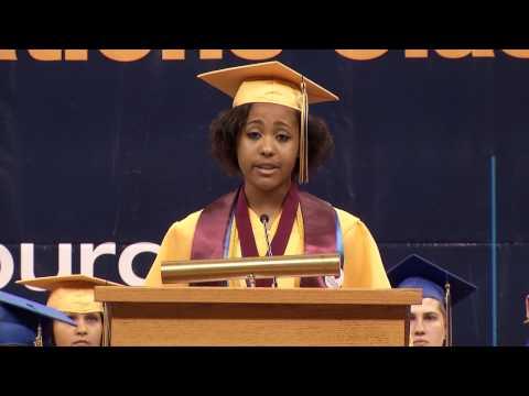 2013 Pittsburgh Carrick High School Graduation Ceremony