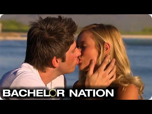 Arie And Emily\'s Love Story | The Bachelorette US